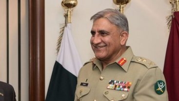 COAS Bajwa assures full support to industrialists and businessmen in Karachi