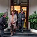Former PM Nawaz Sharif receives arrest warrants in UK
