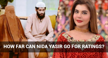 How Far Can Nida Yasir Go for Ratings? Exploit a Family's Tragedy?