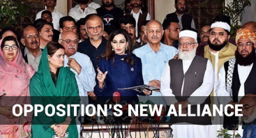 Opposition's new alliance
