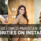 Most Followed Pakistani Female Celebrities on Instagram