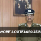 Lahore police chief's outrageous remarks
