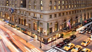 PIA chief says no plans of selling Roosevelt Hotel