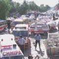 At least 3 killed, 16 injured in blast at Maskan in Karachi