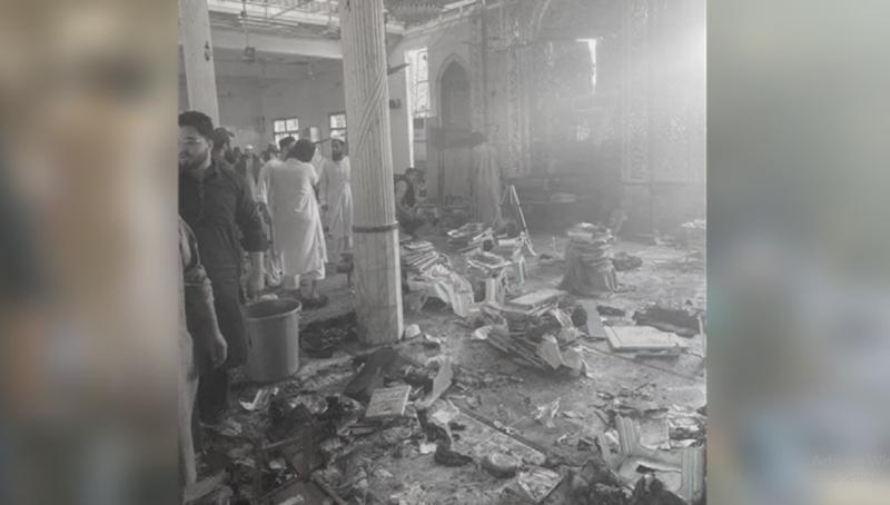 At least five killed, 50 injured in blast near Peshawar madrassa
