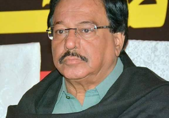 PPP leader Rashid Rabbani passed away due to COVID-19 re-infection