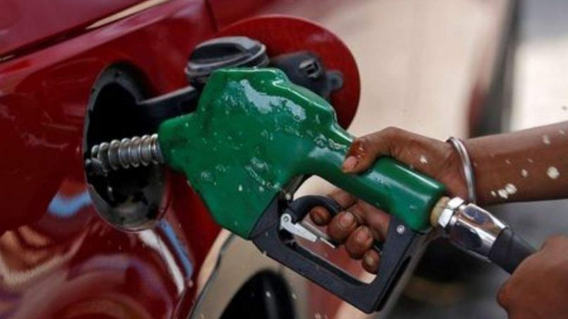 Petroleum sales dropped by 2% in September