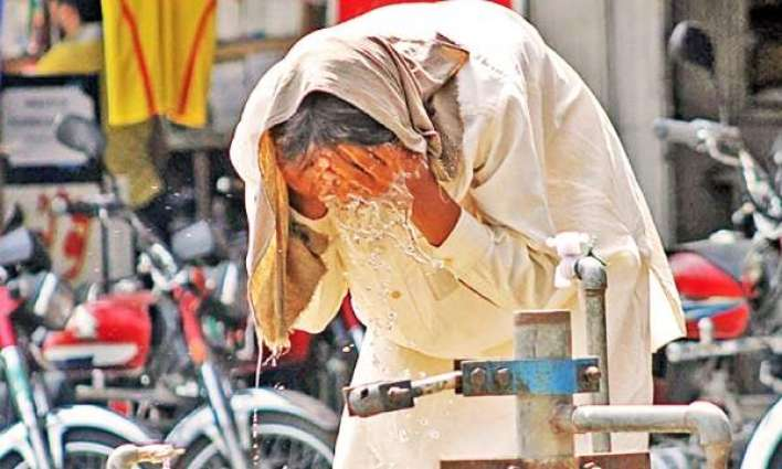 Karachi's temperature expected to touch 42C today