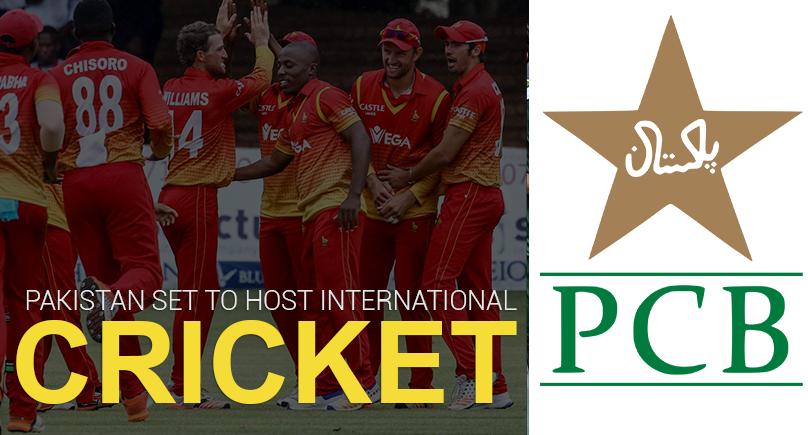 Pakistan set to host international cricket