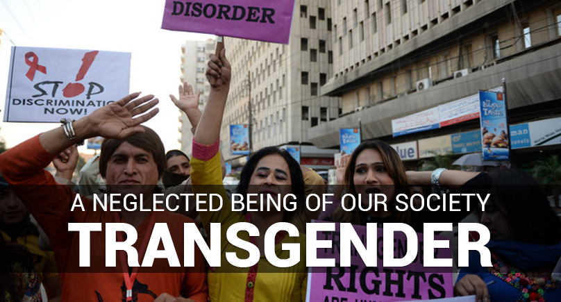Transgender: A Neglected Being of Our Society