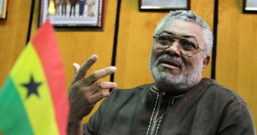 Ex-President Jerry Rawlings of Ghana dies