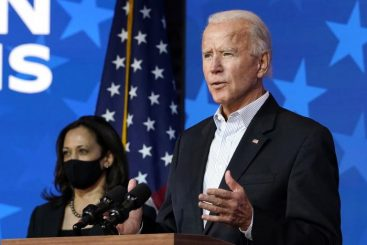 Biden designates nine aides for key post in White House
