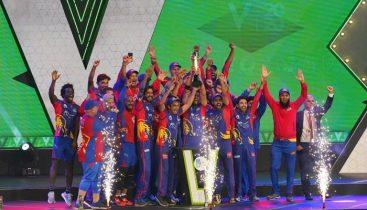 Karachi Kings took the crown of PSL2020, dedicated the trophy to Dean Jones