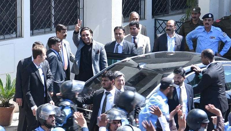 SHC orders to provide full security to PPP chairman Bilawal Bhutto