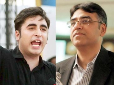 I hope and pray that Bilawal will recover soon: Asad Umar