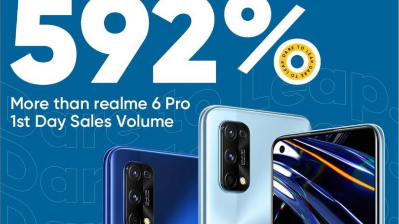 realme 7 pro now available in offline markets nationwide