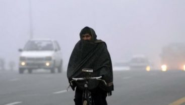 Karachi turns chilly after first winter rain