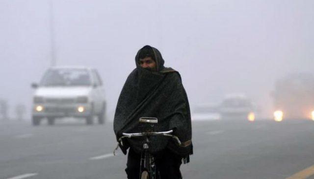 Karachi turns chilly after first winter rain