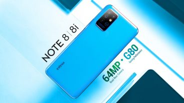 Infinix Note 8 – Revamping the smartphone experience!