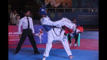 Waziristan wins the National Taekwondo championship