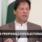 PM Khan's proposals for electoral reforms