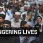 Endangering lives