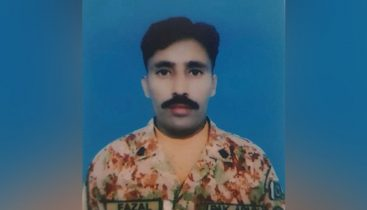 Soldier martyred after Indian troops initiated ceasefire violation