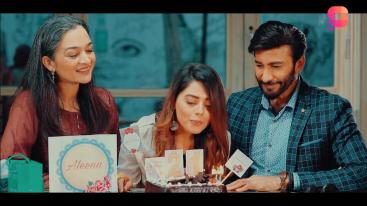 Samiya Mumtaz and Aijaz Aslam in New Short Web-Series 'AgayBarho'
