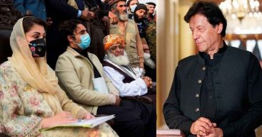 The government will not be blackmailed by the opposition: PM Imran Khan
