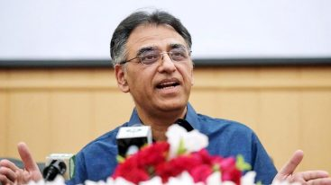 Asad Umar recovers from Covid-19