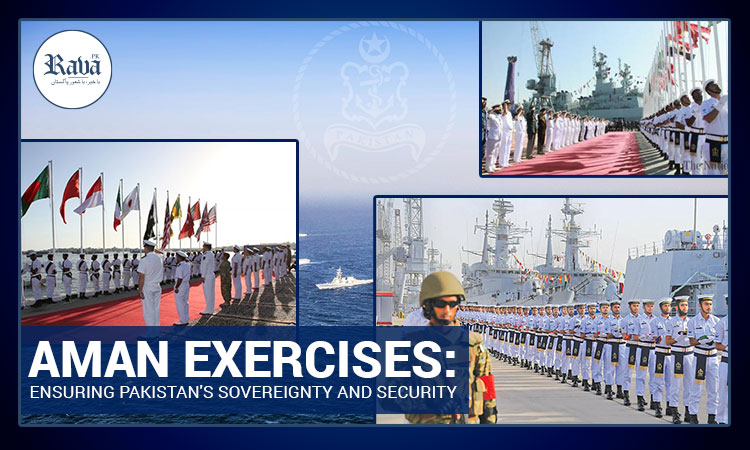 Aman Exercises: Ensuring Pakistan's Sovereignty and Security