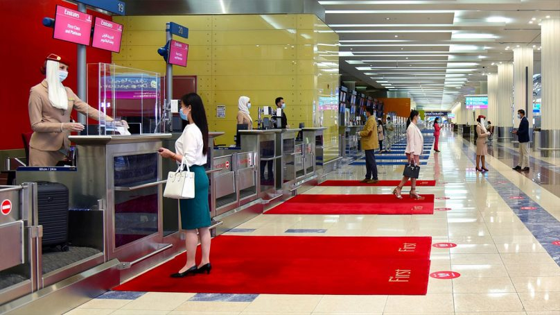 Emirates becomes one of the first airlines in the world to trial IATA Travel Pass
