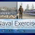 Naval Exercise for Peace 2021: Committed to Promoting Peace