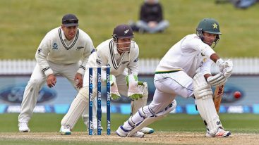 World no.1 Test team New Zealand trounce Pakistan by an innings and 176 runs