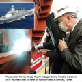 MILGEM class warships are major milestone in Pak-Turkey defense ties