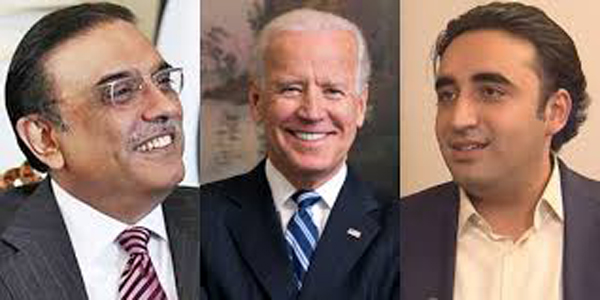 Bilawal, Zardari get invited to Joe Biden's inauguration ceremony