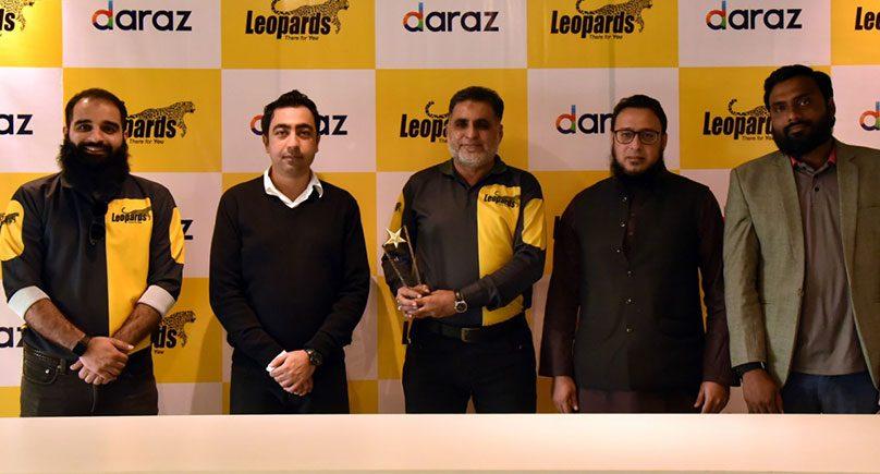 Leopards Courier Services wins the Prestigious 3PL Champion's Competition