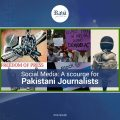Social media: A scourge for Pakistani journalists
