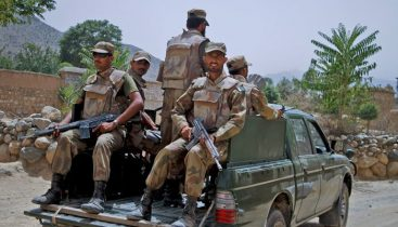 Three terrorists killed by security forces in North Waziristan: ISPR
