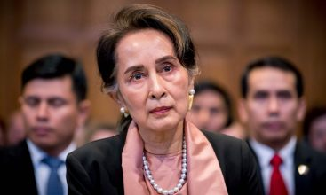 Myanmar military seizes power in a coup