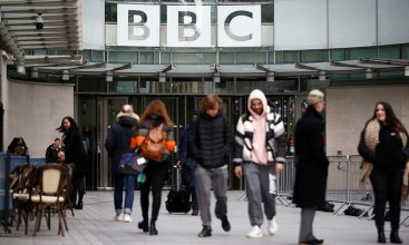 BBC World News barred from airing in China