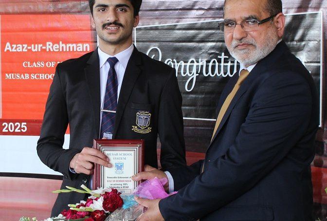PNR Musab School honored student 1 Feb 2021 672x454