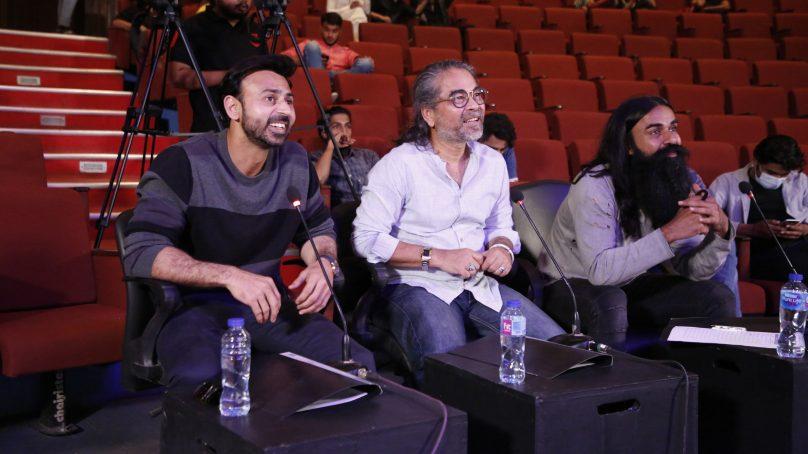 Dance Junction is a great platform for emerging dancers:WahabShah