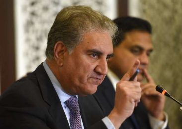 India must be held to account for condemnable actions: FM Qureshi