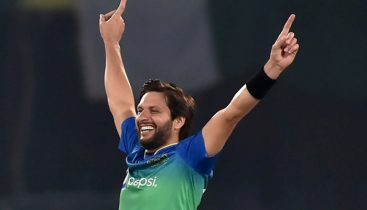 PSL could have been continued despite challenges: Afridi