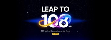 realme launches first 108MP camera in Camera Innovation Event