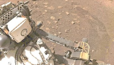 Nasa's new Mars rover successfully conducts first test drive