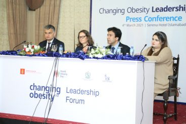 Changing Obesity Leadership Forum launched