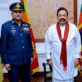 Air Chief calls on Sri Lankan Prime Minister during 4-Day official visit