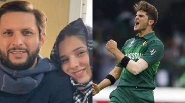 Shahid Afridi responds to news of engagement between his daughter, Shaheen Afridi